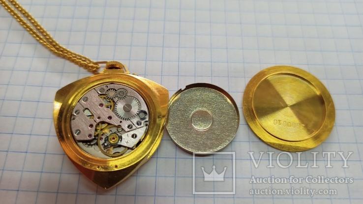 Часы Кулон Ау5, фото №9
