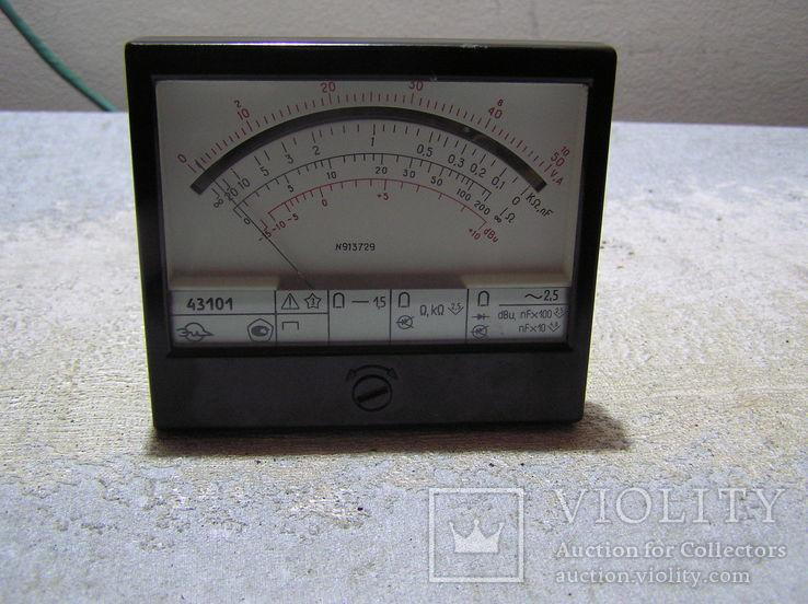 Головка измерительная к прибору 43101., фото №2