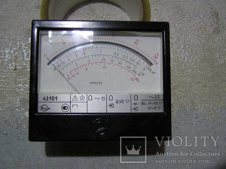 Головка измерительная к прибору 43101., фото №6