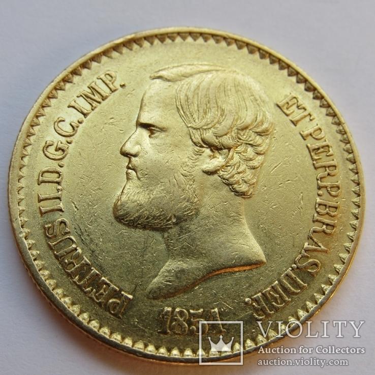 20 тыс. рейс 1851 г. Бразилия