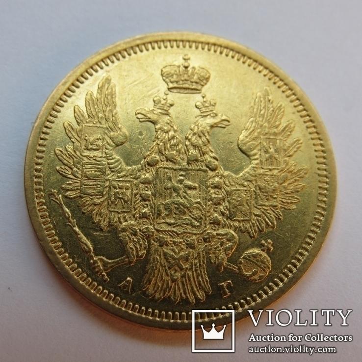 5 рублей 1854 г. Николай I, фото №6