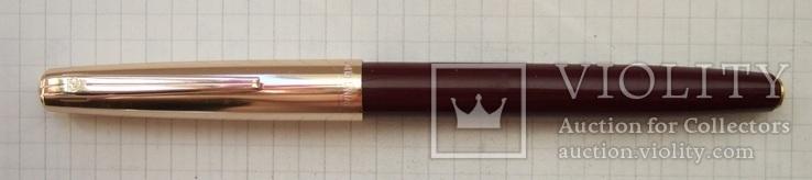 """Перьевая ручка """"Wing Sung-612"""". Пишет мягко, тонко и насыщенно., фото №3"""