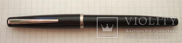 """Перьевая ручка """"Козин"""" 70-х годов. Пишет мягко, тонко и насыщенно., фото №3"""