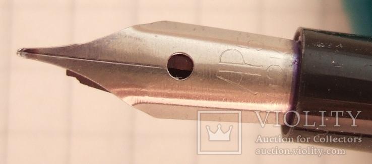 Перьевая ручка АР-4400. 60-е года. Пишет очень мягко и насыщенно., фото №3
