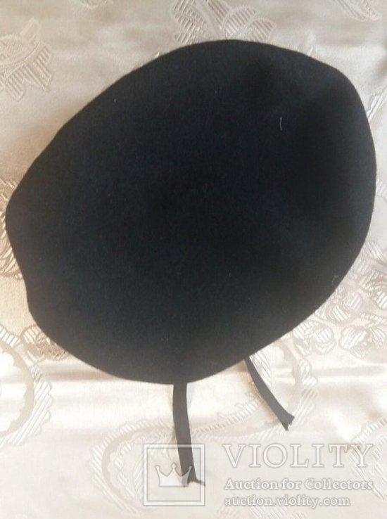 Черный берет Рейнджера армии США, фото №6