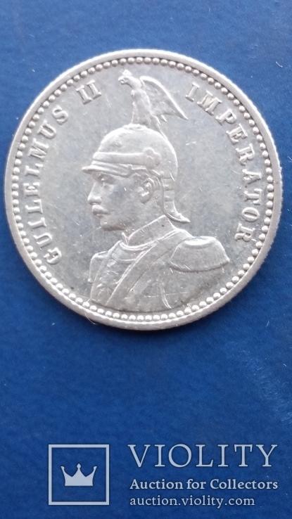 1/4 рупии 1910 год Германская ОстАфрика, фото №4