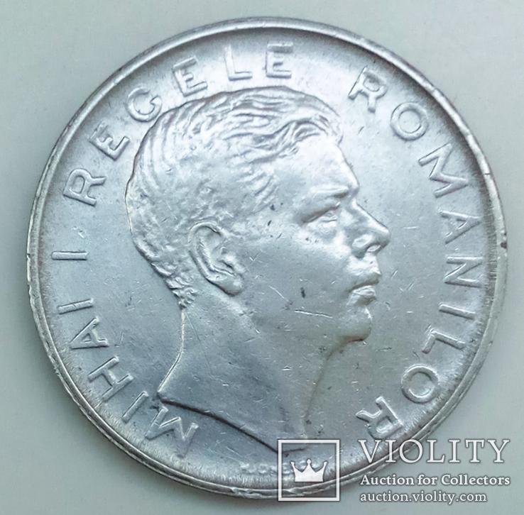 100 леев 1943 г. Румыния, фото №2