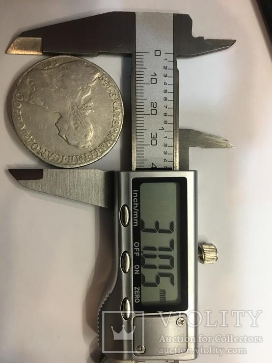 1 рубль 1774 год, фото №6