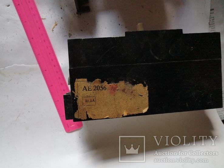 Выключатели СССР автоматы для станка уборка гаража, фото №7