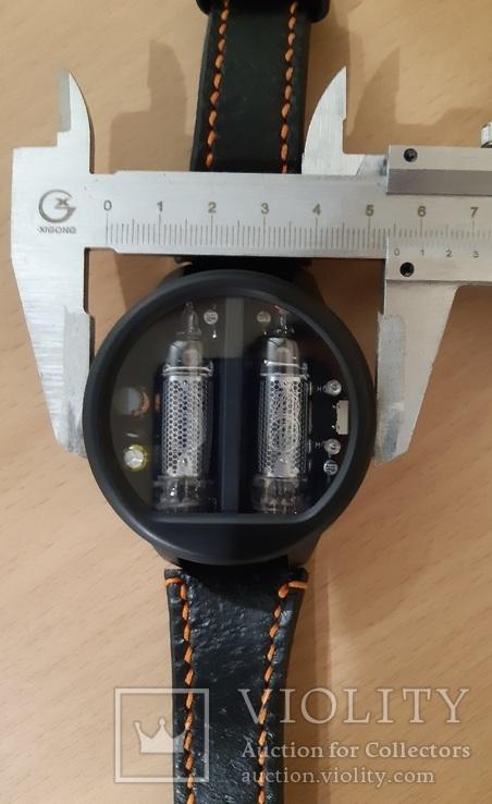 Nixie. Ламповые часы на ИН 16, фото №3
