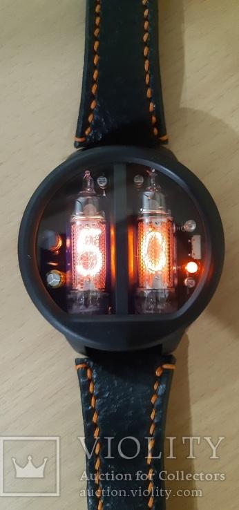 Nixie. Ламповые часы на ИН 16, фото №8