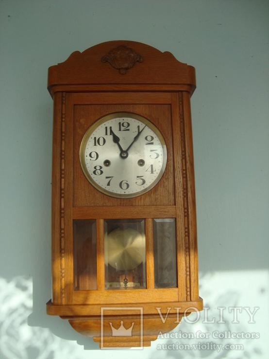 Часы настенные Hamburg American Company (с боем)