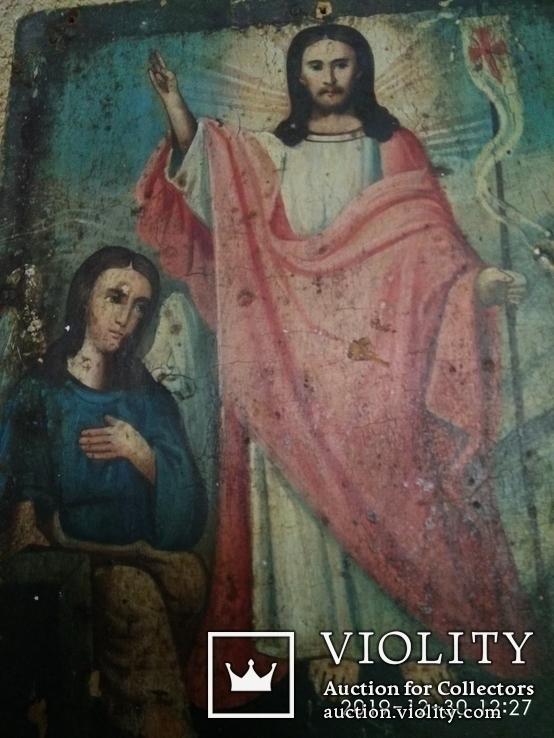 Старая икона, фото №7