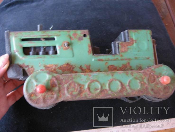 Детский трактор СССР, фото №3