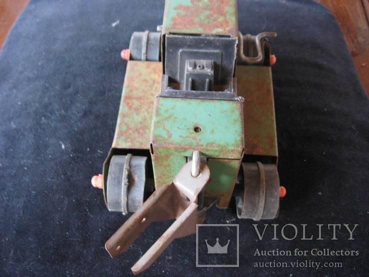 Детский трактор СССР, фото №5
