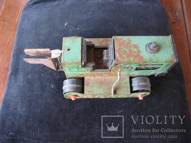 Детский трактор СССР, фото №7