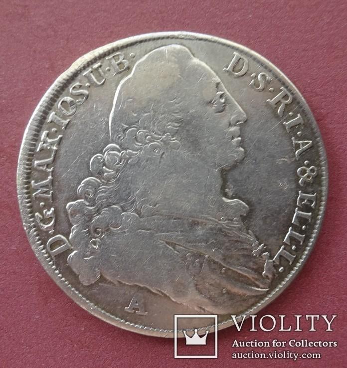 Талер, Бавария, 1775 год., фото №2