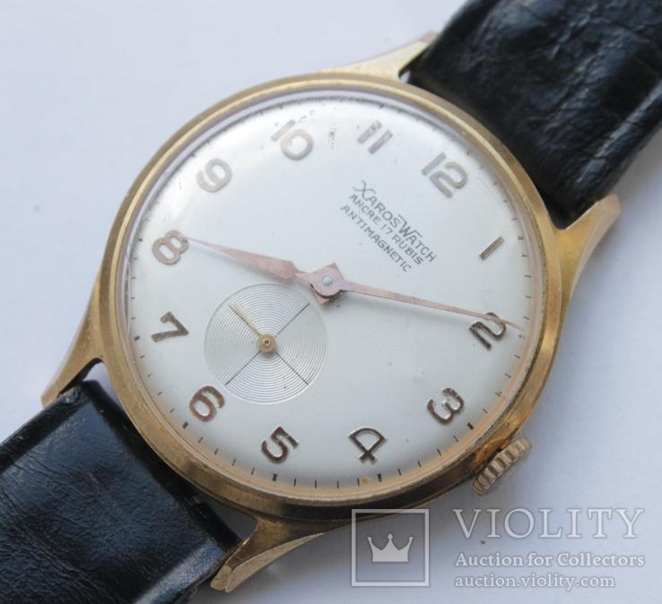 Часы XarosWatch Ancre 17 rubis  antimagnetic, фото №8