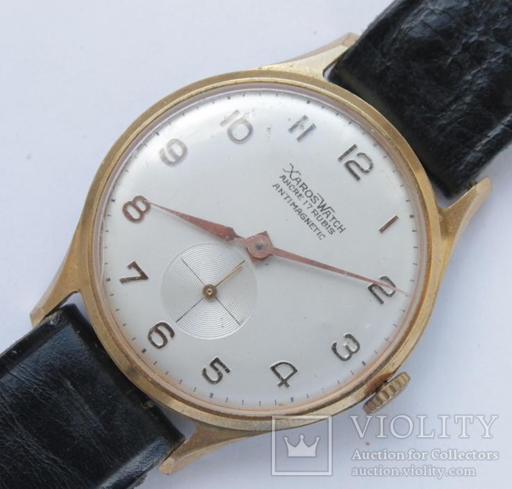 Часы XarosWatch Ancre 17 rubis  antimagnetic, фото №9