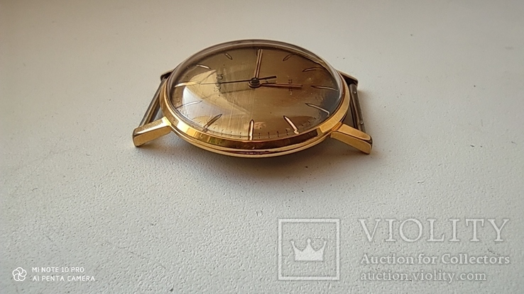 Часы Sekonda (Луч).позолота Au10, фото №9