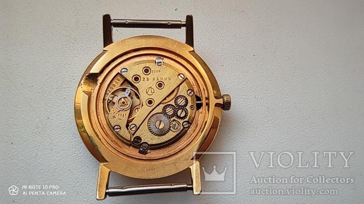 Часы Sekonda (Луч).позолота Au10, фото №11
