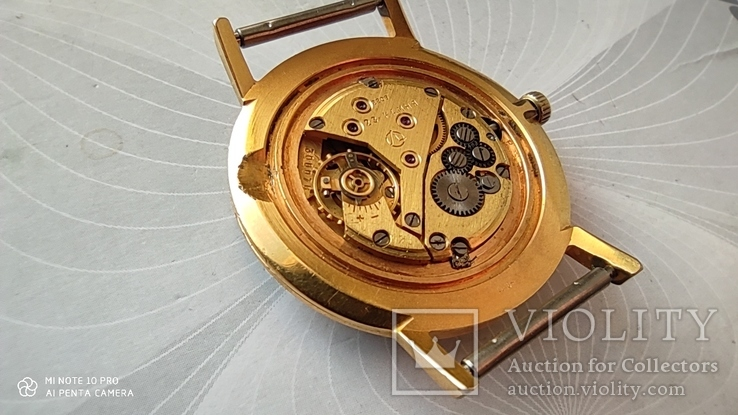 Часы Sekonda (Луч).позолота Au10, фото №13