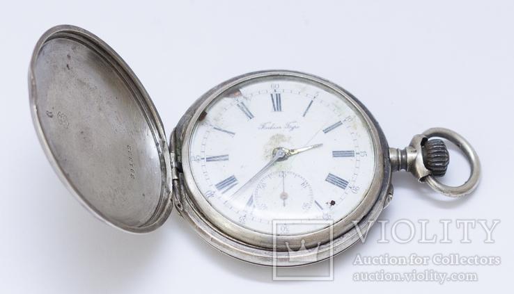 """Часы """"Павел Буре"""", серебро 84 пробы, фото №3"""