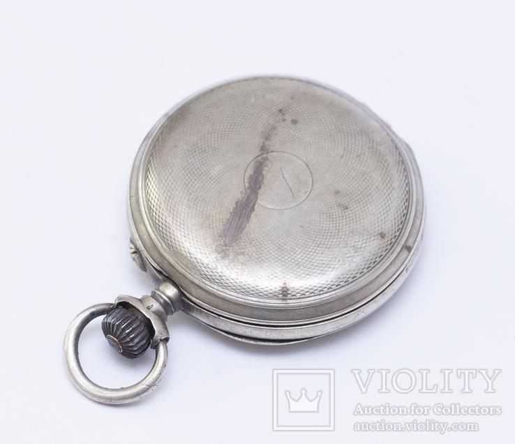 """Часы """"Павел Буре"""", серебро 84 пробы, фото №7"""
