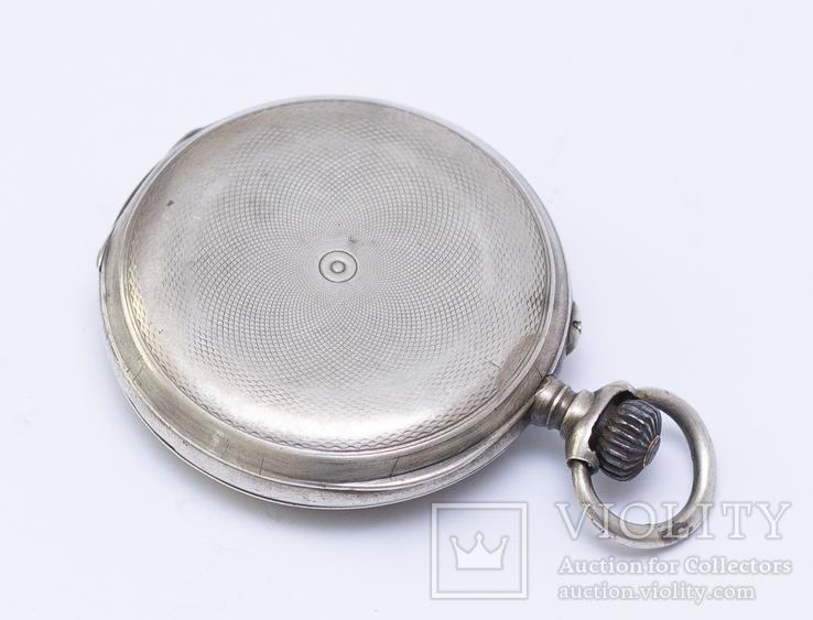 """Часы """"Павел Буре"""", серебро 84 пробы, фото №9"""