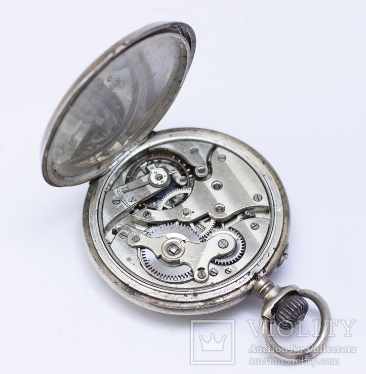 """Часы """"Павел Буре"""", серебро 84 пробы, фото №12"""