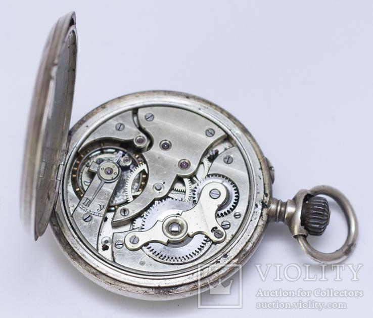 """Часы """"Павел Буре"""", серебро 84 пробы, фото №13"""