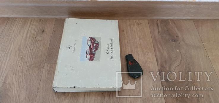 Инструкция по эксплуатации Mercedes c klass W203, фото №2