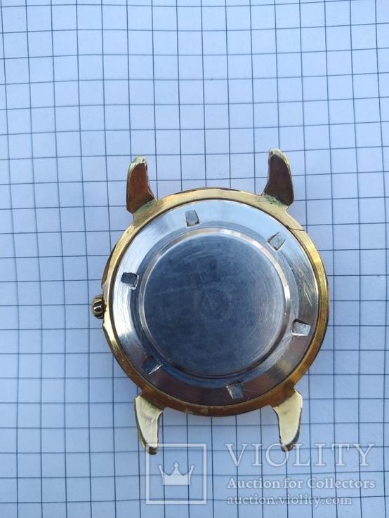 """Часы """"Poljot"""", 16 камней, золото 20м, фото №7"""