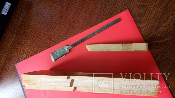Рубанок советский ИР-753 ГОСТ 14669-79 со знаком качества, фото №11