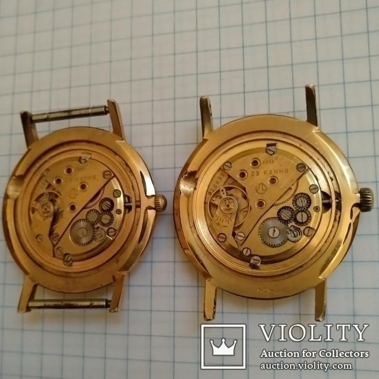 Часы Луч тонкие одним лотом (2 шт), фото №5