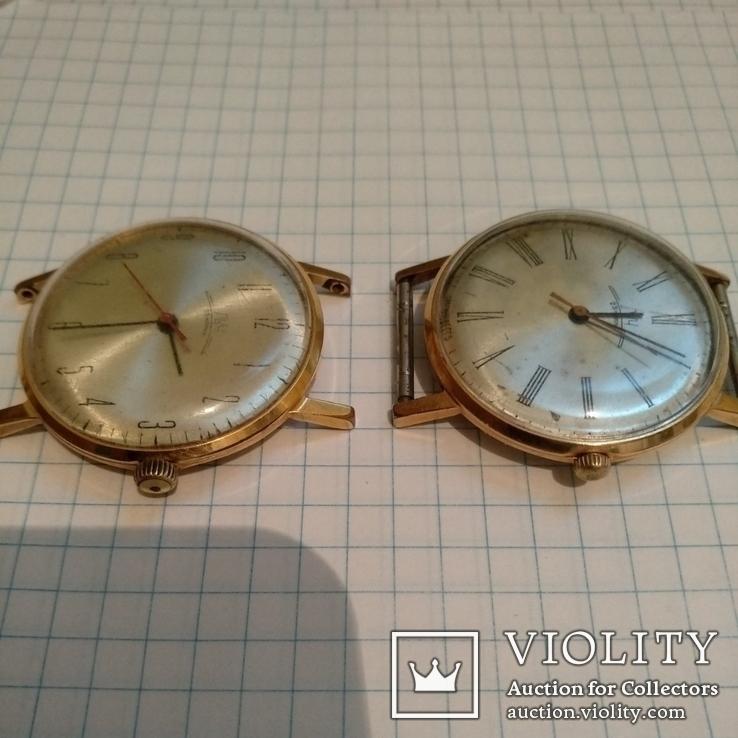Часы Луч тонкие одним лотом (2 шт), фото №8