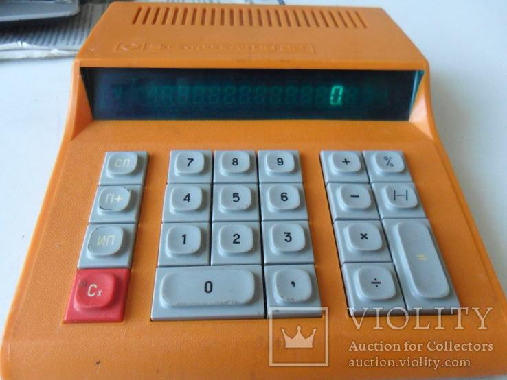 Калькулятор Электроника С3-22, фото №2
