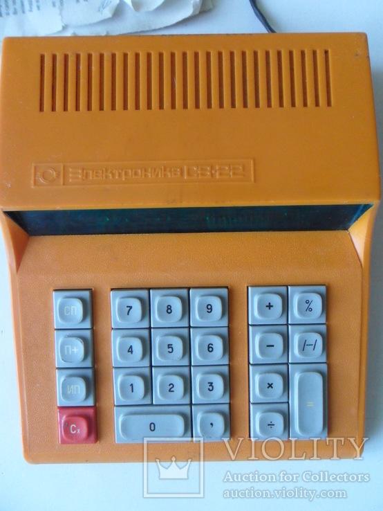 Калькулятор Электроника С3-22, фото №3