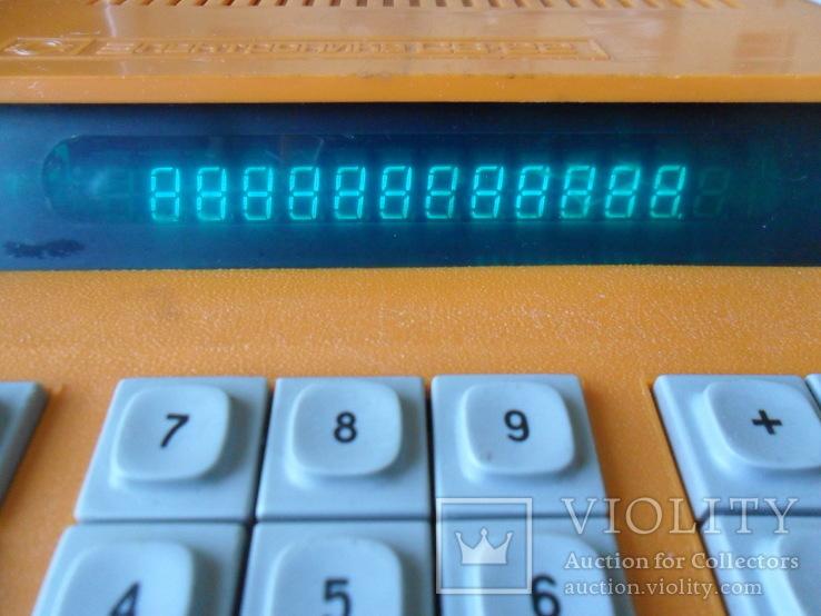 Калькулятор Электроника С3-22, фото №6