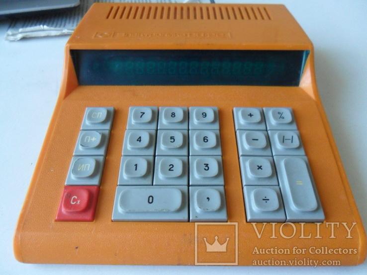 Калькулятор Электроника С3-22, фото №7