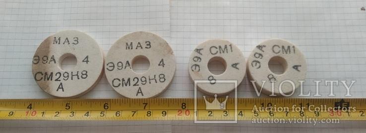 Алмазные, шлифовочные круги, фото №3
