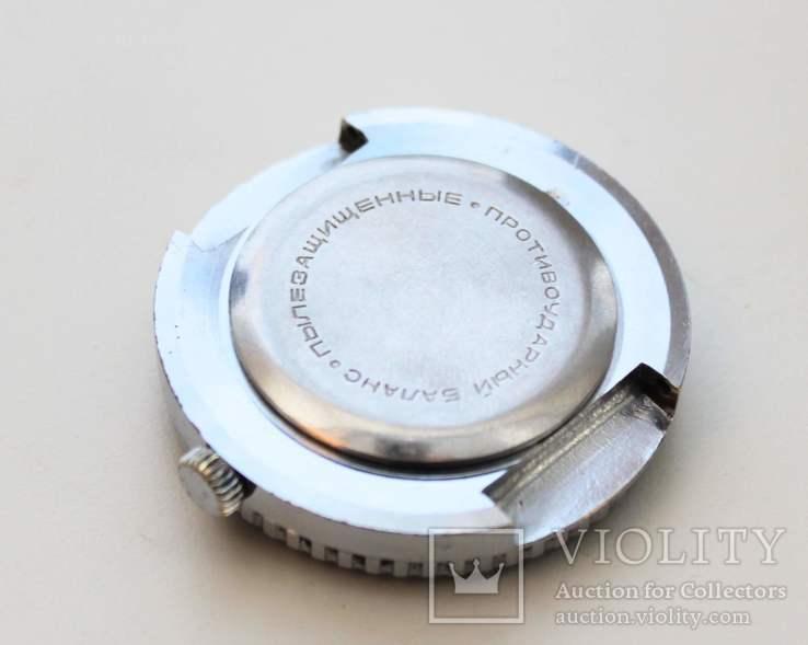Часы Ракета города, фото №5