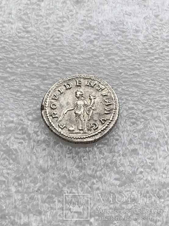 Максимин Фракиец денарий RIC 13, фото №5