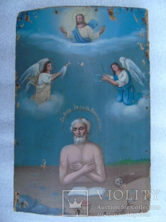 Икона св мученика Иоанна Многострадального, фото №2