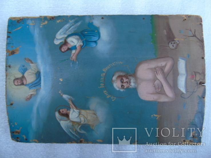 Икона св мученика Иоанна Многострадального, фото №3