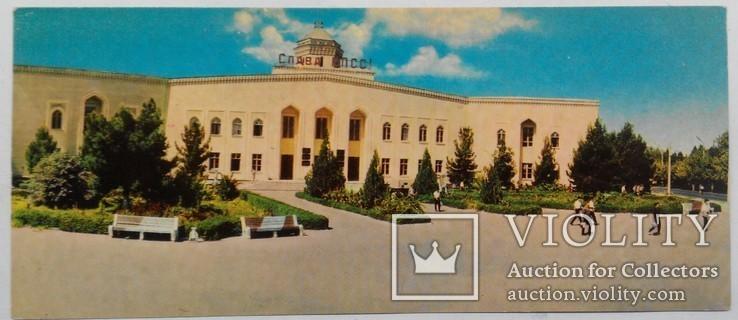 227 Набор открыток Ашхабад 1968г 11шт, фото №5