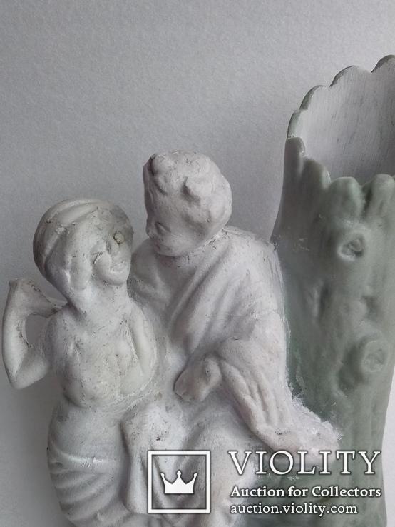 Карандашница Влюбленные, фото №5