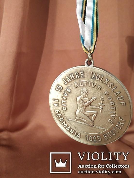 Олимпиада в Лондоне 1948 год/Медаль/Копия, фото №4