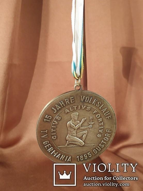 Олимпиада в Лондоне 1948 год/Медаль/Копия, фото №5