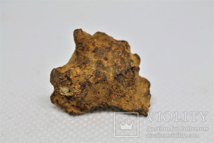 Залізний метеорит Sikhote-Alin, 13,6 грама, з сертифікатом автентичності, фото №2